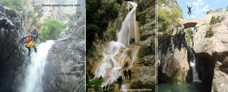 Aventura Girona - Descenso de barrancos