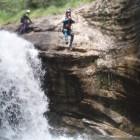 Salto en barranco con Guías TRYTON