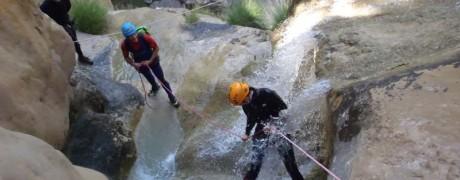 Canyoning Geoextrem