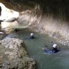 Bodyrafting en el río Vero