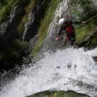 Barranquismo en el Pirineo de Huesca