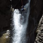 Las 12 Cascadas de Liri en Huesca