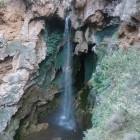 Cascada en Barranco de los Amanaderos, Sierra de Javalambre