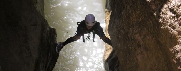 Solo Canyon barranquismo en Huesca