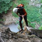 Descenso del barranco Valporquero