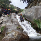 Barranquismo en el Valle del Jerte