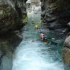 Barranquismo en Huesca con Aguas Blancas